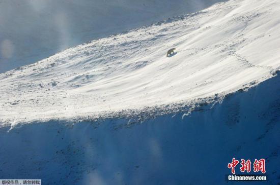 全球变暖致海冰大量融化 货柜船闯北极辟新航道