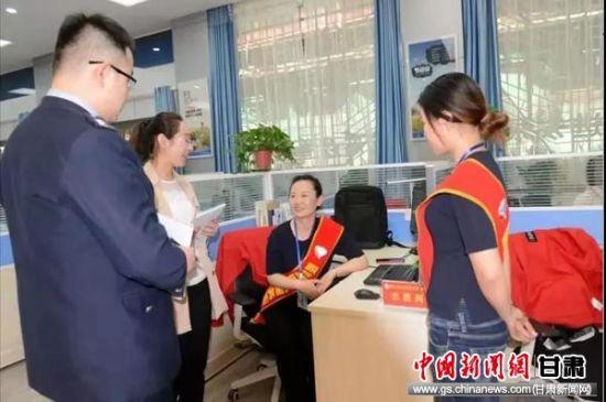 甘肃省12366纳税服务热线:听得见的纳税服务