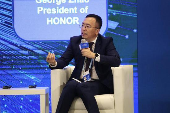 荣耀赵明:明年会有5nm芯片 华为荣耀将打造具有想象力的5G终端