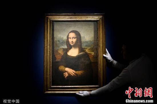 """""""假画""""也值钱?《蒙娜丽莎》复制品拍出430万元"""