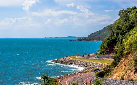 泰国海边(资料图)