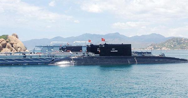 菲律宾正与俄罗斯商讨引进先进潜艇 基洛级是首选
