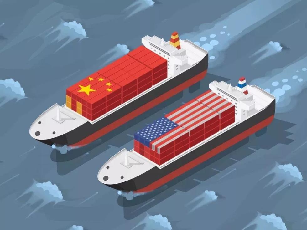 商务部外交部证实,美国人的求谈邀请,中方收到了!