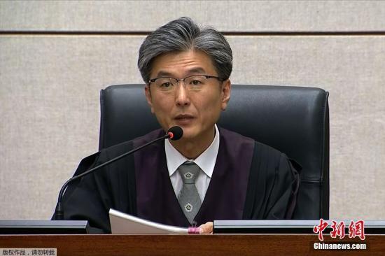 朴槿惠一案注定在韩国宪政史上留下不光彩的一笔