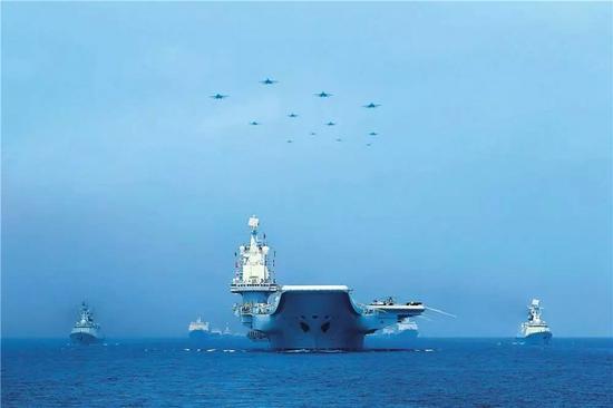 解放军今日在台海军演 金门民众喊话:欢迎来统一