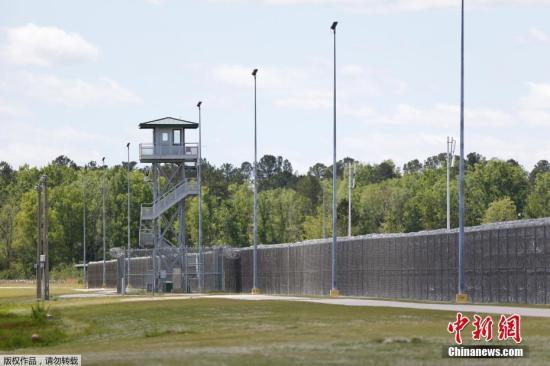 资料图:监狱。