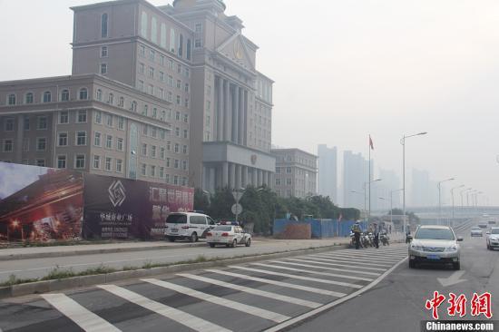 资料图 河北省邯郸市 马继前 摄