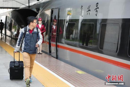 中国铁路启动智能高铁自动驾驶试验