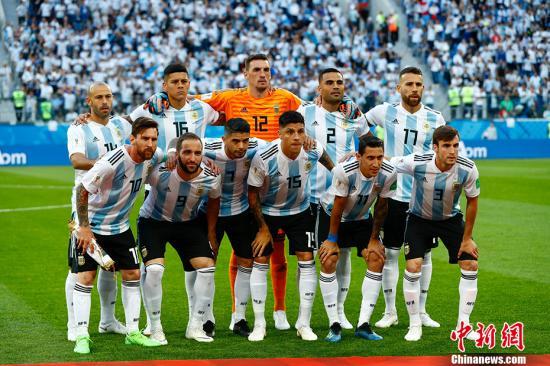阿根廷挺进16强 下轮将死磕法国