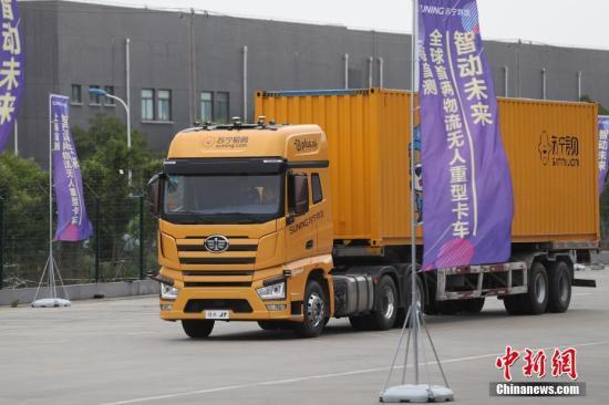 南向通道建设带动广西现代物流业快速增长