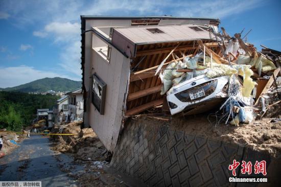 日本核事故疏散地3成位于危险区 有地质灾害隐患