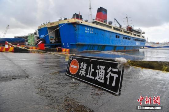 受台风影响 海南环岛高铁18日12:00前停运