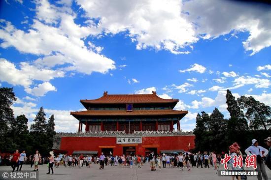 北京8月PM2.5平均浓度达近年历史同期最低