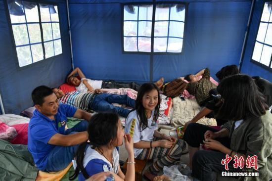 云南通海2次5.0级地震:7万余人受灾 暂无人员死亡