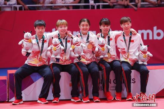 【推荐】乒乓球亚锦赛半决赛轻松过关中日女团决赛将演遭遇战