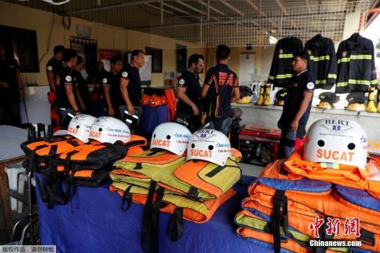 """菲律宾启动各项措施应对超强台风""""山竹"""""""