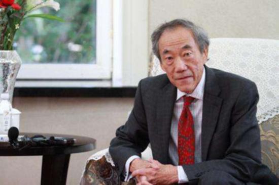 美国著名华人企业家、慈善家王嘉廉 资料图