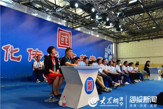 全国青少年弘扬中华优秀传统文化交流活动在曲阜举行