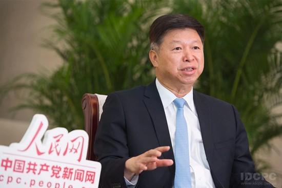 人民网·中国共产党新闻网独家专访中联部部长宋涛