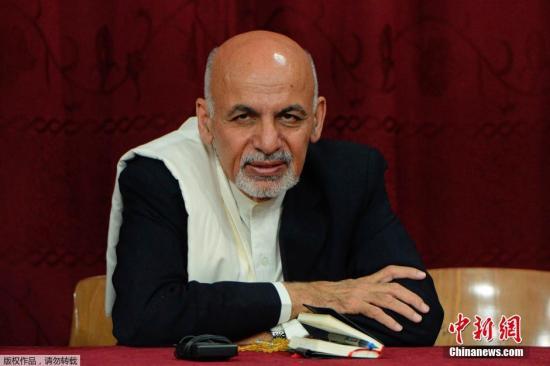 阿富汗总统:希望与塔利班直接对话 以实现该国和平