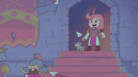 横向动作游戏《战斗公主玛德琳》12月6日推出