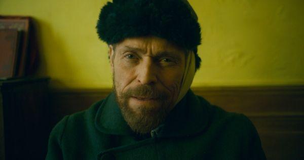 威廉·达福在《永恒之门》中饰演梵高一角