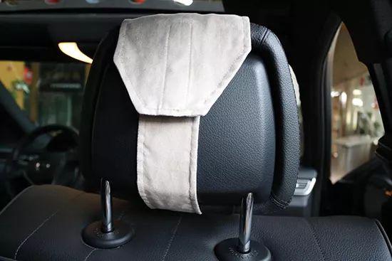 超级舒服的奔驰S级专用头枕,其实你也可以拥有