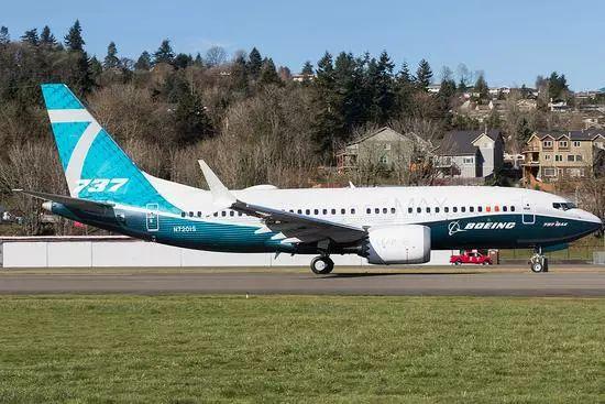 资料图:波音737MAX7