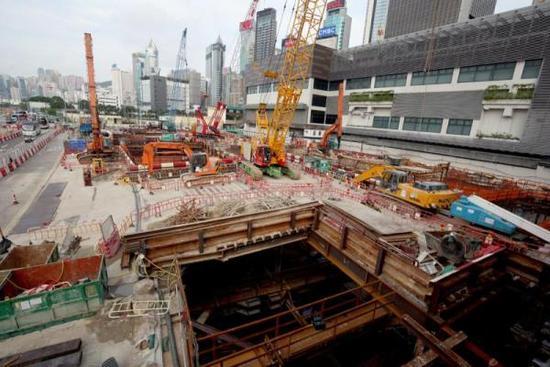 香港地铁沙中线事件报告存严重问题 4高管下台