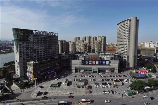 """文体产业园+""""城市展厅""""时代广场""""如虎添翼"""""""
