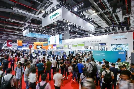 加速向自动化发展,这两大工业展今天在上海开幕