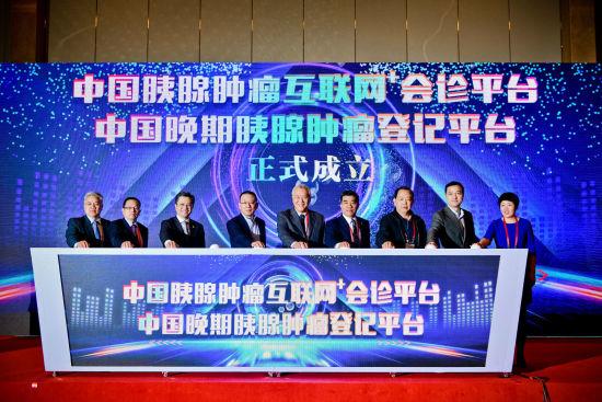 """中国""""胰腺肿瘤互联网+会诊平台""""上线  汇集优秀专家提供个性化服务"""