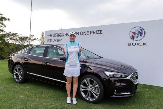 2019别克LPGA锦标赛圆满收杆 丹尼尔·姜成功卫冕别克女神杯