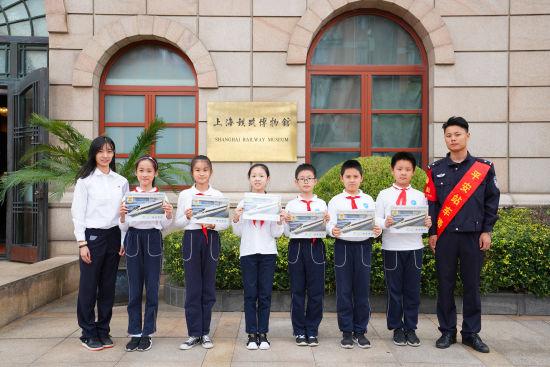 """""""中国少年儿童铁路平安行动""""宣传进行时"""