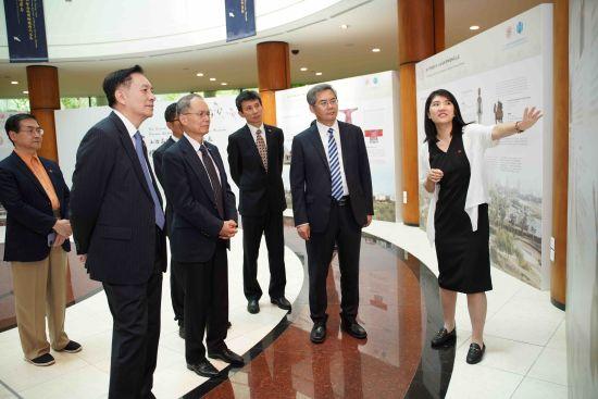 上海高校博物馆珍品故事海外展南洋理工大学同步开展