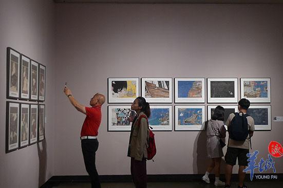 快来广东美术馆和广美大学城美术馆打卡!