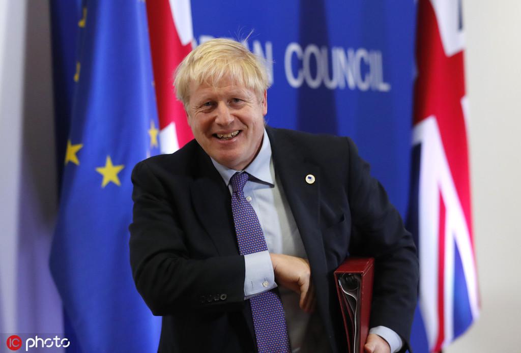 """罗思义:面对丧权卖国的""""约翰逊脱欧"""",英国议会要放手吗?"""