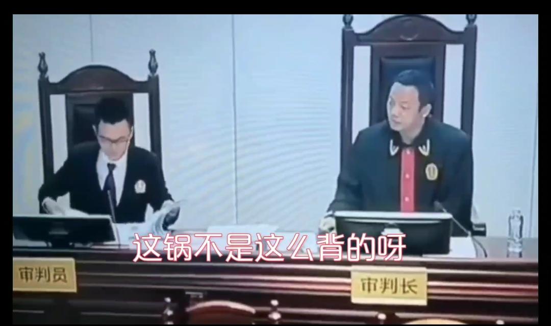 """审判长怒斥违法强拆,""""硬核""""捍"""