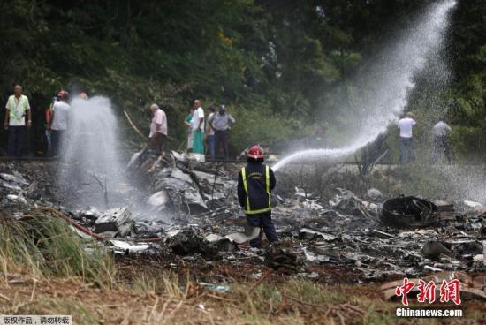 墨西哥全球航空公司总经理称人为因素造成古巴空难