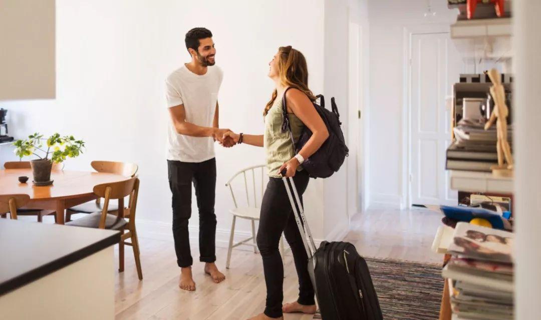 ▲ 在Airbnb上,可以整租,也可以单个房间出双色球预测软件租