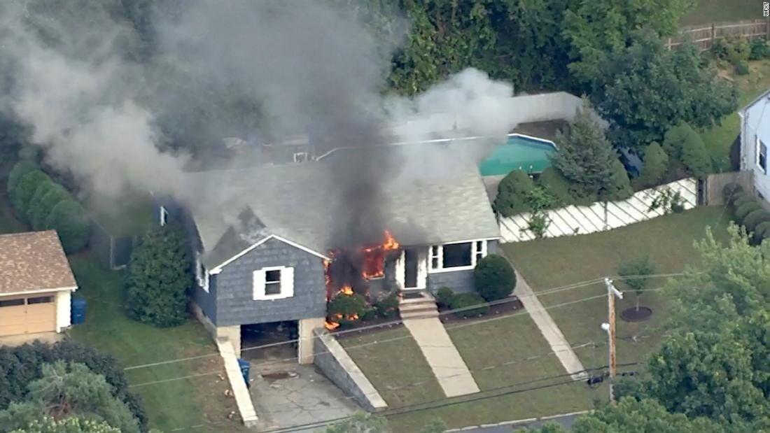 美马萨诸塞州突发70多起起火爆炸 疑因天然气泄漏