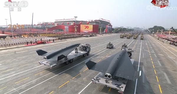 高空高速无人机首次露面信息化作战效能的倍增器