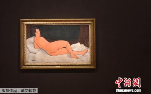 """""""裸女""""名画拍出逾1.57亿美元高价:全球第4高价"""
