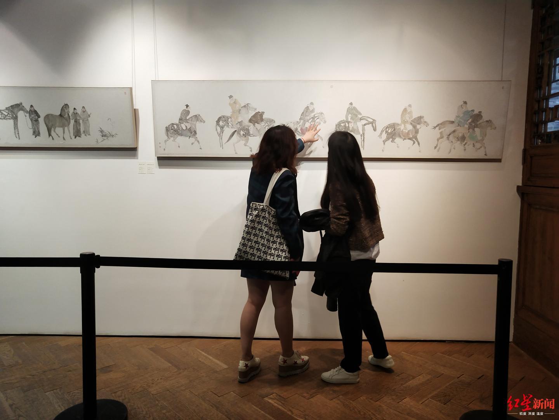 """金碧山水、""""神马""""新竹…太古里这场展览,值"""