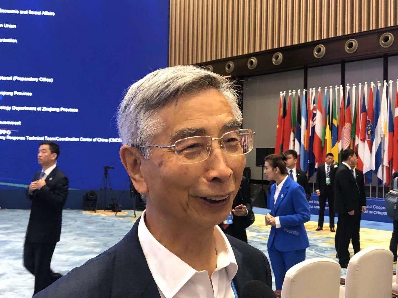 倪光南:已拿到华为5G手机,华为鸿蒙操作系统更需要生态完善 乌镇互联网大会