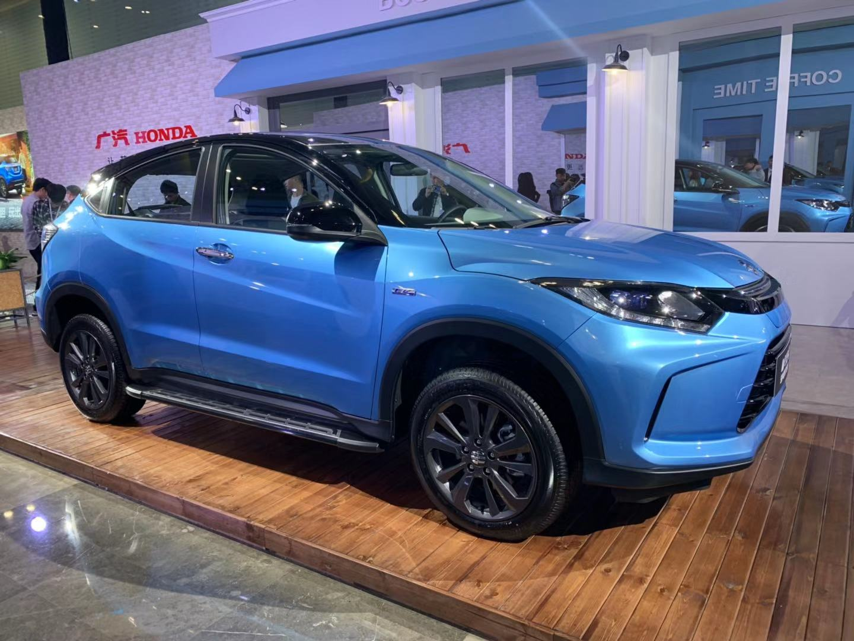 广汽本田首款纯电动SUV车型VE-1上市
