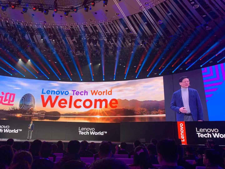 一文读懂联想techworld大会:摩托罗拉raza折叠手机亮相