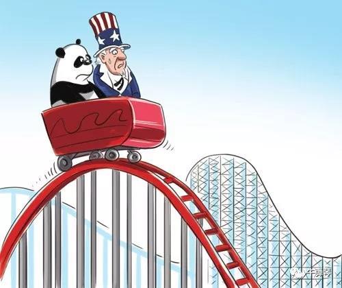中美贸易战出现新动向 特朗普这个表态内有玄机