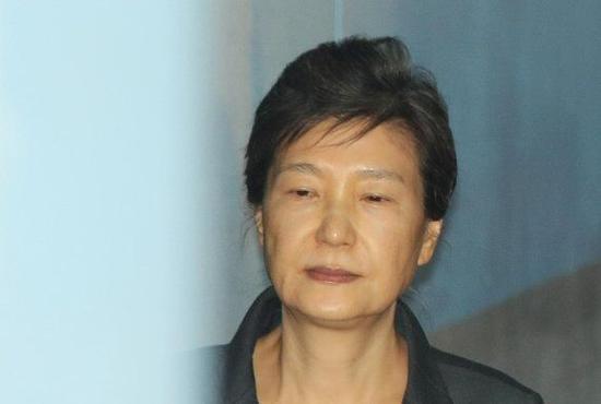 韩媒:朴槿惠交不起180亿韩元罚金 或再增3年劳役韩元朴槿惠劳役军事