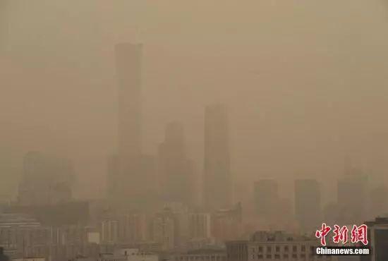 注意!沙尘暴蓝色预警继续,北方部分地区受影响